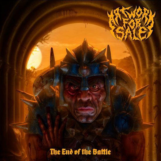 The End of The Battle Heavy Metal Art